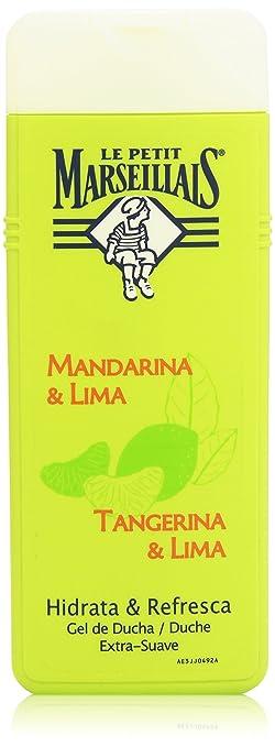 MANDARINA & LIMA gel de ducha 400 ml