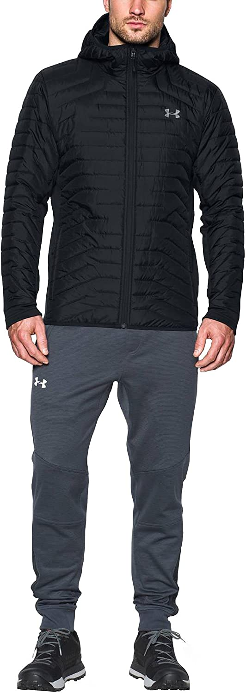 Under Armour Mens UA ColdGear Hybrid Jacket