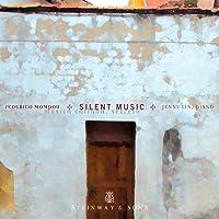 Mompou: Silent Music (Jenny Lin) (Steinway & Sons: STNS 30004)