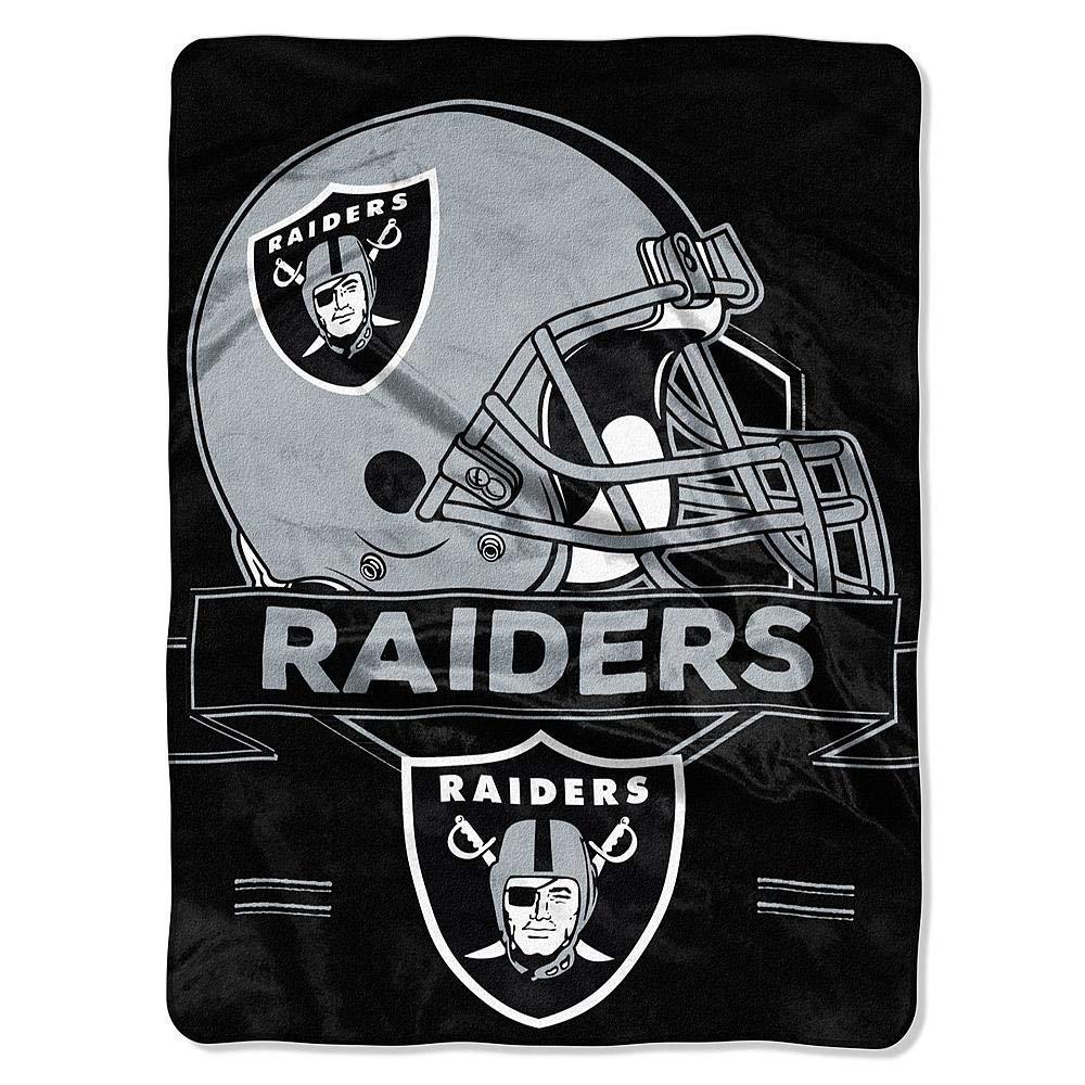 The Northwest Company NFL Home Decore NFL Prestige 60 inch by 80 inch Plush Raschel Blanket