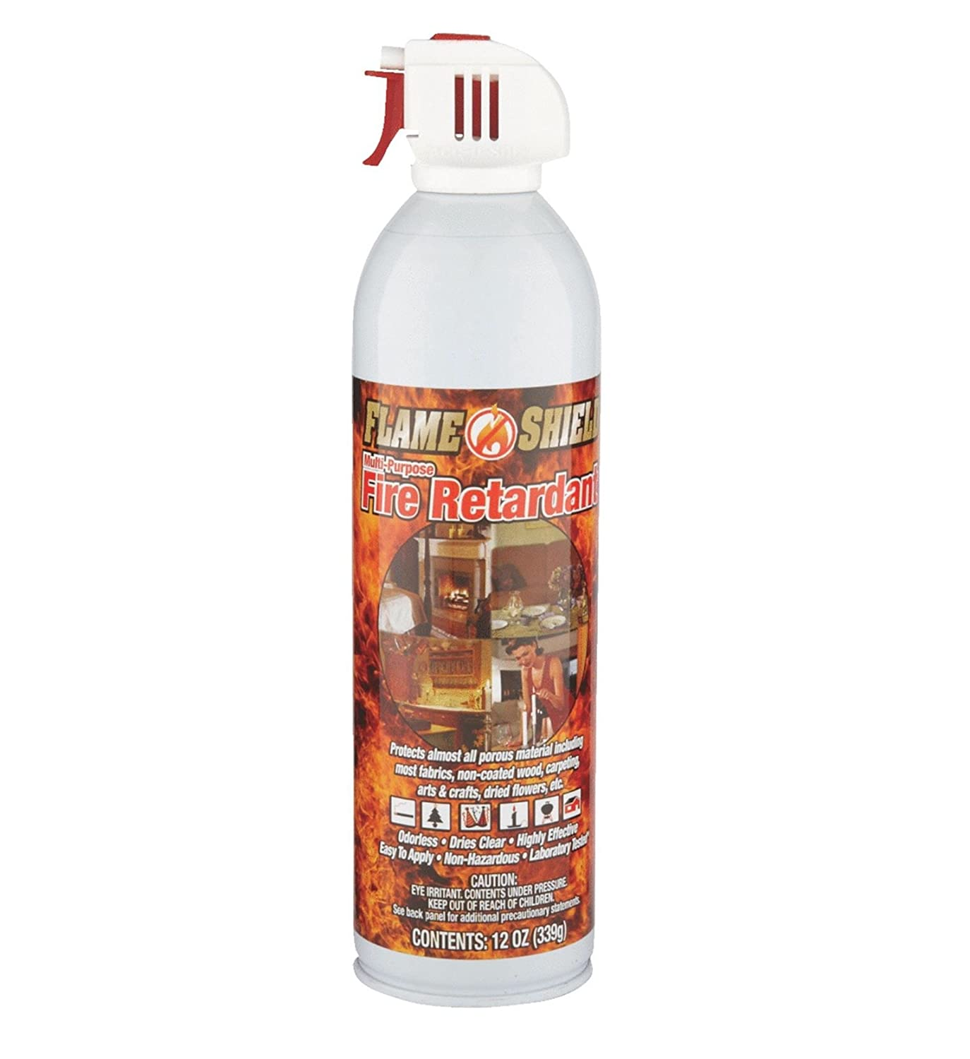 Fire Retardant Spray For Christmas Trees Part - 34: Amazon.com: Fire Retardant Tree Shield For Christmas Trees: Home U0026 Kitchen