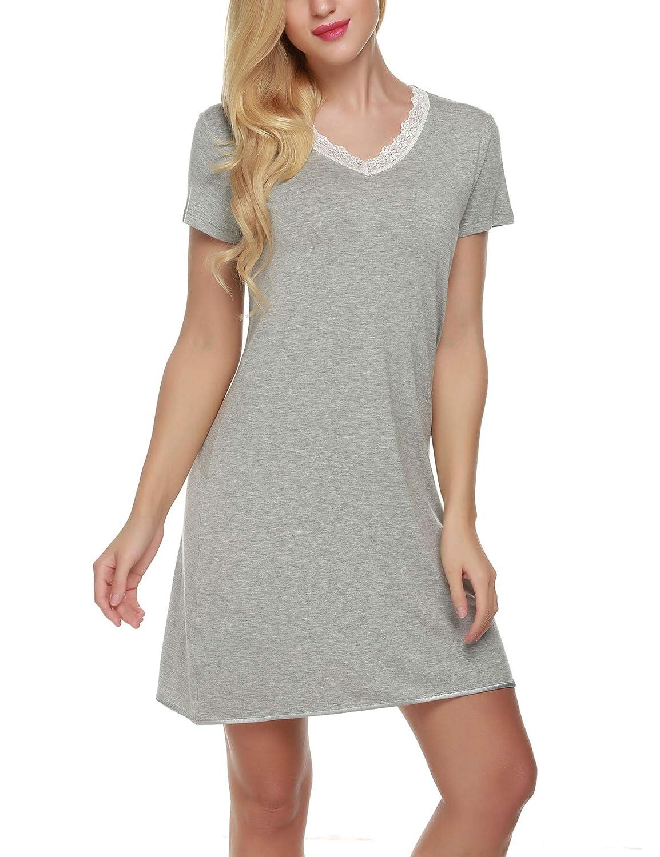 Ekouaer Women s Nightgown 613377cca