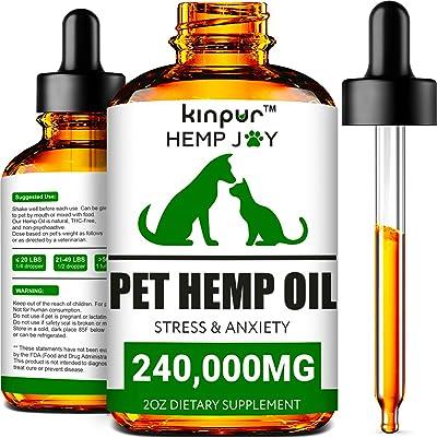 Kinpur Natural Hemp Oil