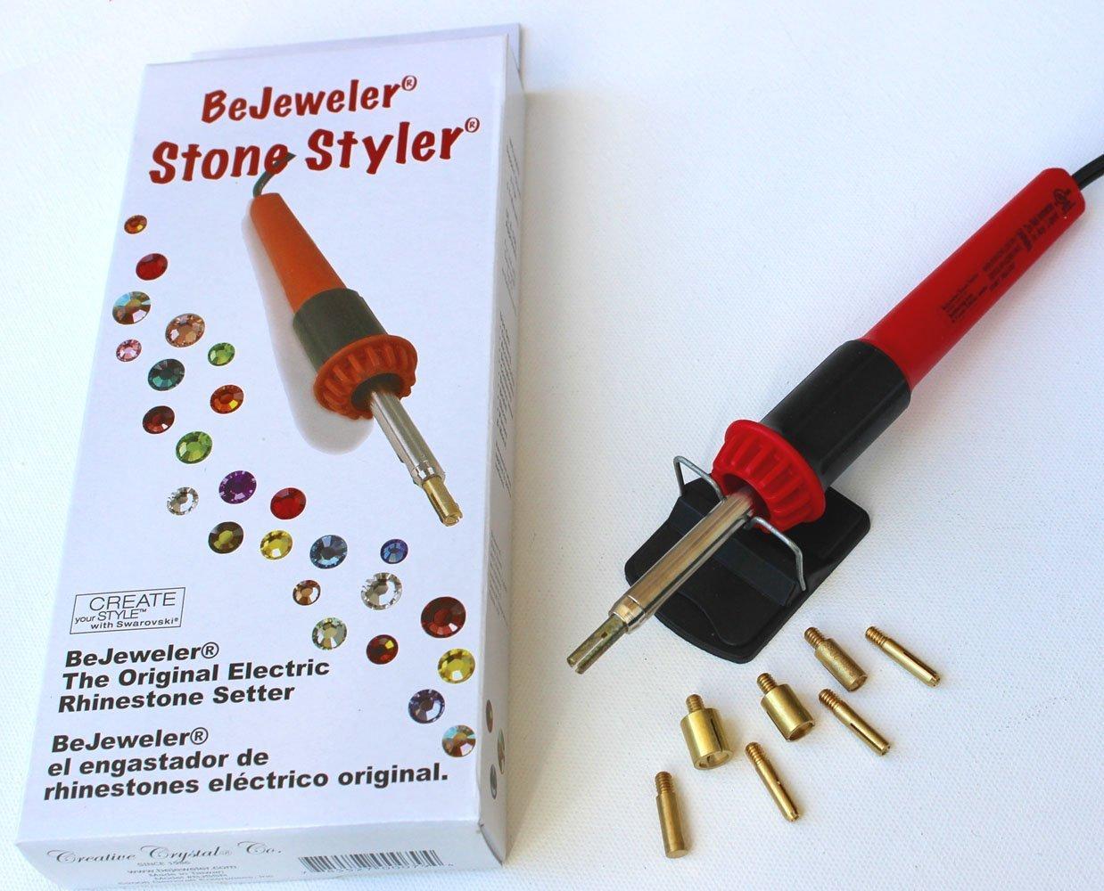 BeJeweler BJSSR Stone Styler hot fix tool Red