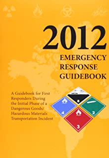 Emergency response guidebook a guidebook for first responders emergency response guidebook 2012 a guidebook for first repsonders during the initial phase of a fandeluxe Image collections