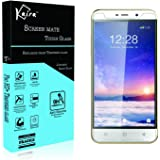 Kaira 0.3mm Anti Explosion Premium Tempered Glass, 9H Hardness, Anti-Scratch, Bubble Free & Oil Stains Coating for Coolpad Note 3 Lite - 5 Inch