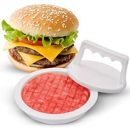 Favsonhome - Molde para hamburguesas de 11,4 cm para hornear ...