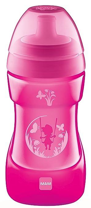 23 opinioni per Mam 641422- Sports Cup, Bicchiere con beccuccio, bambino
