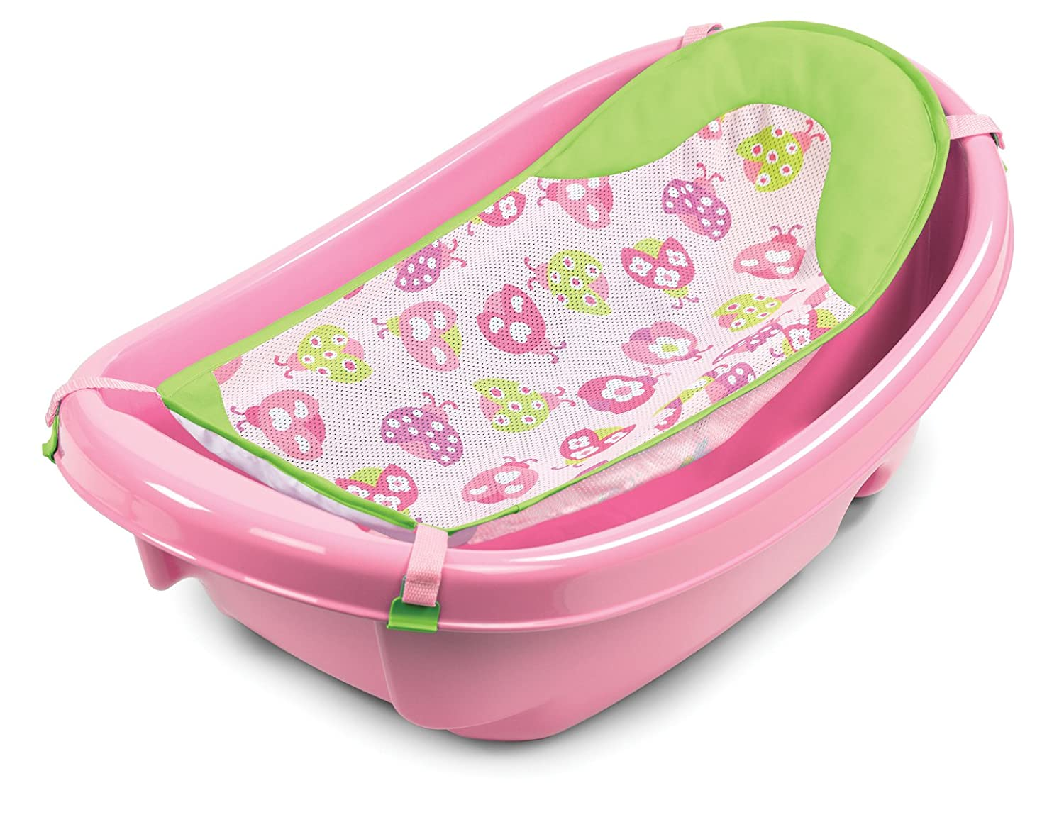 amazon     summer infant 3 stage newborn to toddler baby bath love ladybug  discontinued by manufacturer    baby bathing seats and tubs   baby amazon     summer infant 3 stage newborn to toddler baby bath      rh   amazon