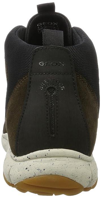 Geox U742VA Men's Nebula 4X4 B ABX Ankle Boots
