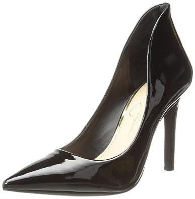 Jessica Simpson Women's Cambredge Dress Pump, Black 03, ...