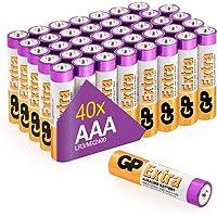 GP Extra Alkaline batterijen AAA micro mini penlite batterij 1.5V - 40 pack