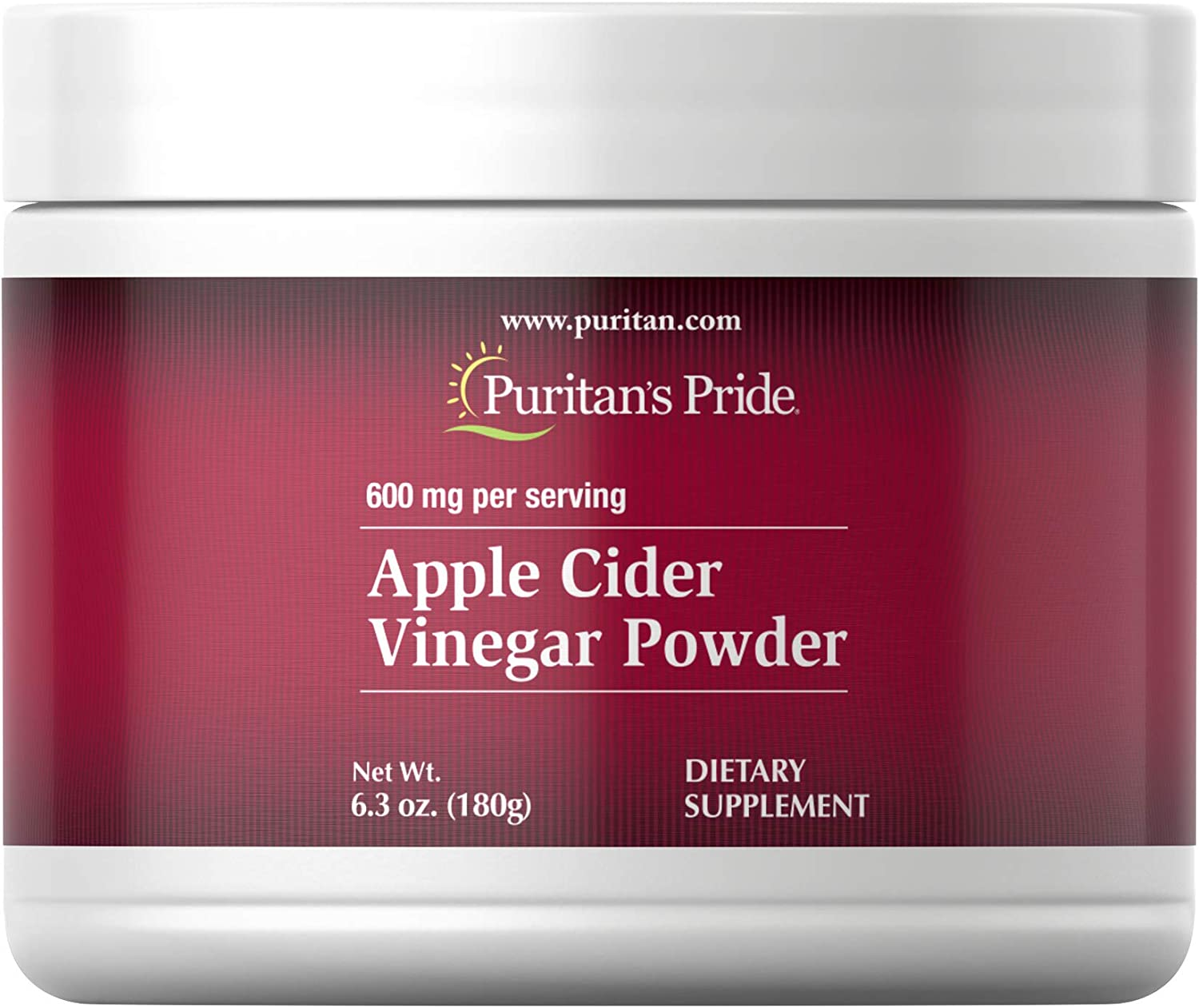 Puritans Pride Apple Cider Vinegar