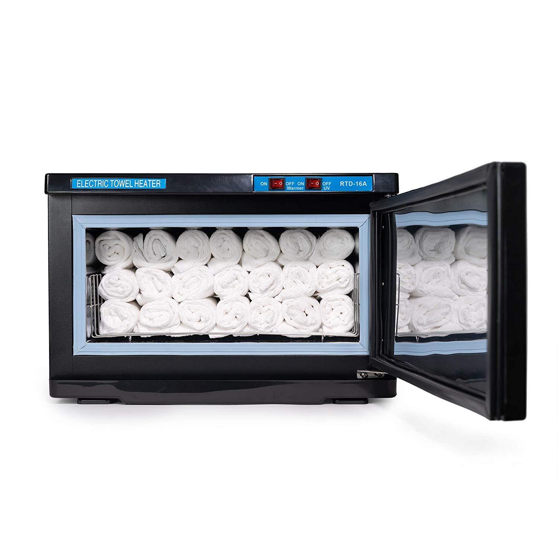Amazon.com: Barberpub TS05 - Calentador de toallas, 2 en 1 ...