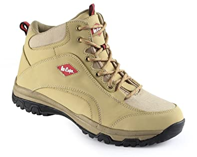 f5034dab2ce Lee Cooper Mens Breathable Safety Lightweight Boot Steel Toe Cap & Sole  penetration Plate Work Slip Oil Resistant Shoe Branded Footwear Protection  ...