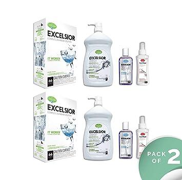 Amazon.com: Excelsior HEDISH1LWMGK-U - Solución completa de ...