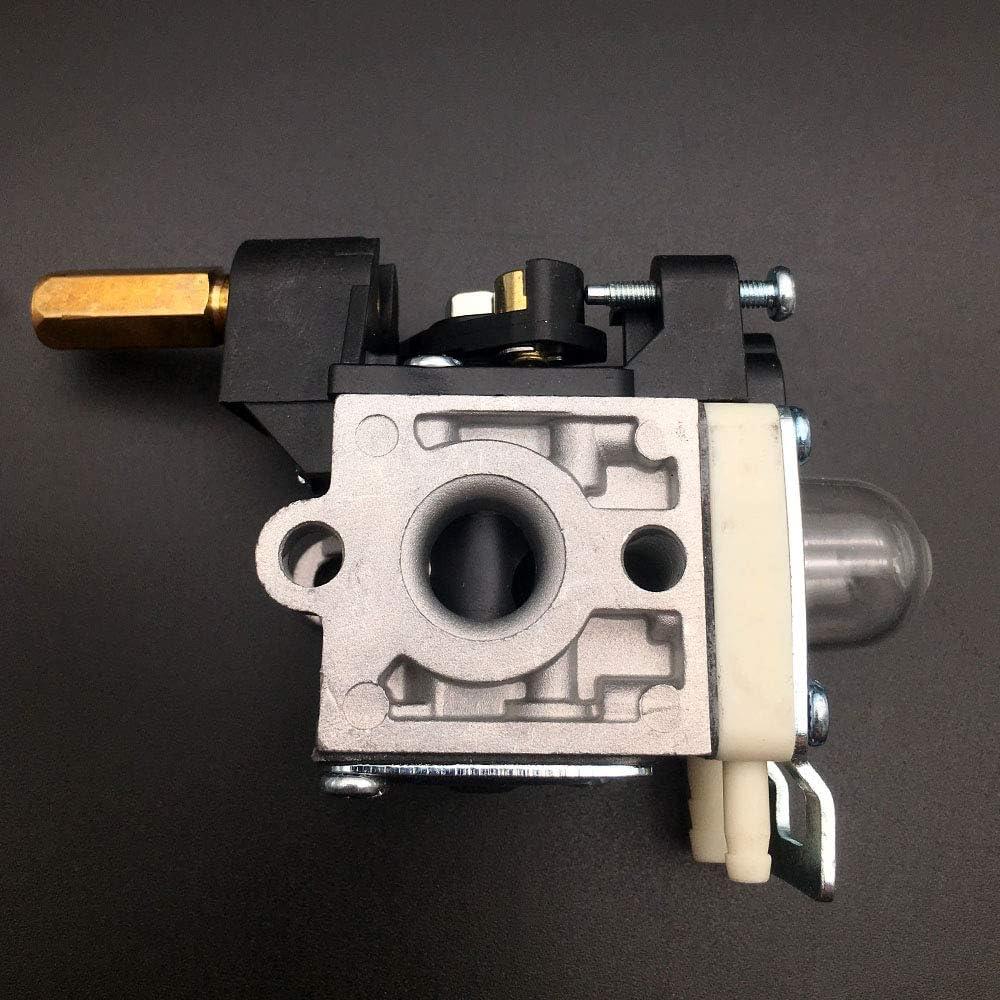 Husqvarna 125BT back pack blower with TJ027D-BC55 engine carburetor carb