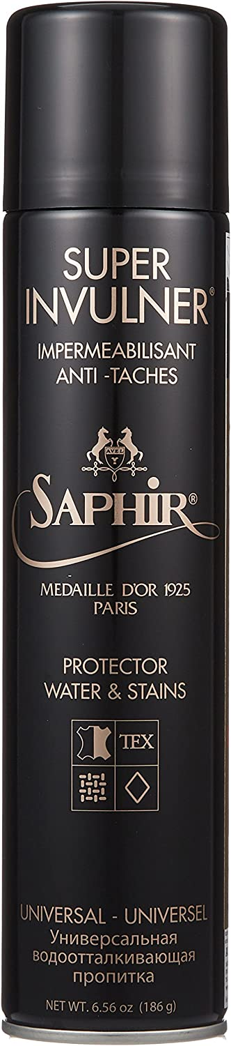 Saphir Medaille d'Or Super Invulner – Waterproof Spray for Leather Shoes & Boots