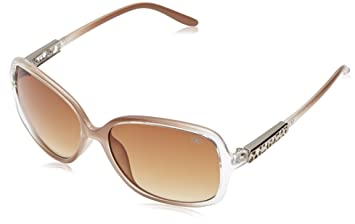 Dice Damen Sonnenbrille D048462 crystal E6RU8lmf