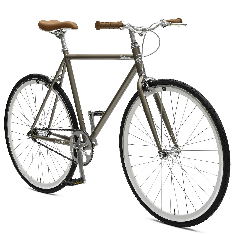 critical cycles harper single speed fixed gear urban commuter bike 2019. Black Bedroom Furniture Sets. Home Design Ideas