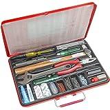 Taparia 1021 Steel Tool Box (Multicolour)