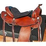 Cashel Saddle Tush Cushion Foam, Western Long