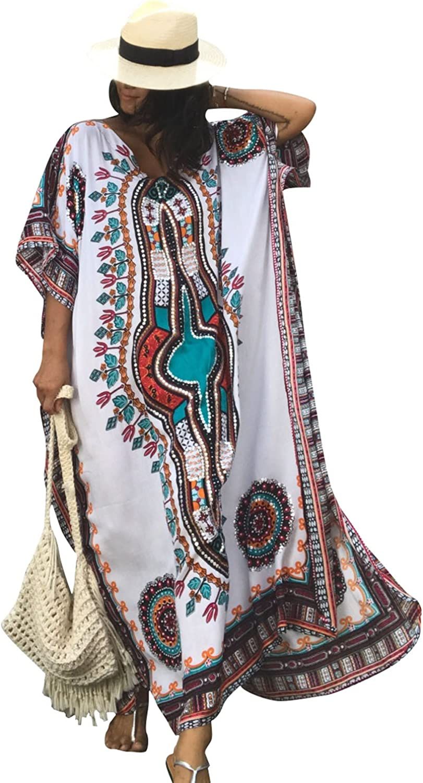 Woman Dress White cotton dress Kaftan dress Tunic dress Woman/'s Dress White dress women Beach dress boho dress woman