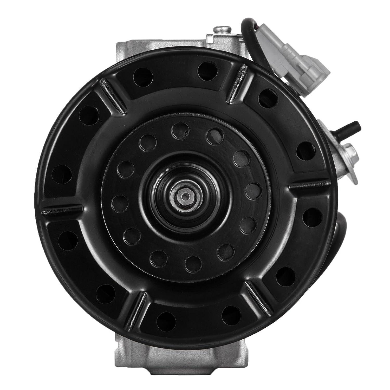 succebuy AC Compresor para Toyota Yaris Compresor AC Embrague 2007 - 2010 aire acondicionado Compresor 1.5L: Amazon.es: Coche y moto