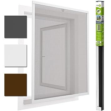 Berühmt easy life Insektenschutz Fenster easyLINE Fliegengitter mit ALU GC99
