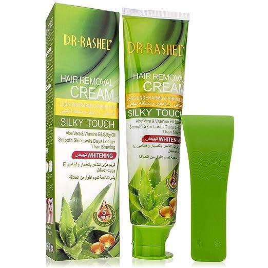 Hair Removal Cream - Premium Depilatory Cream - Skin Friendly Painless Flawless Hair Remover Cream for Women and Men best depilatory cream
