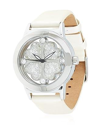 Folli Follie Reloj con Movimiento Miyota Woman H4Hw-Heart4Heart Win 36 mm: Amazon.es: Relojes