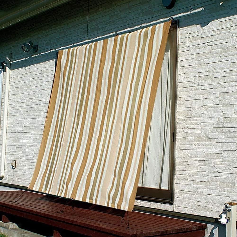 Cubierta de Ventana, Paño de Criba de Pantalla de Valla de Privacidad de Balcón, 90% de Protección UV, para Porche/Patio/Pérgola (Size : 1.8mx1m): Amazon.es: Hogar