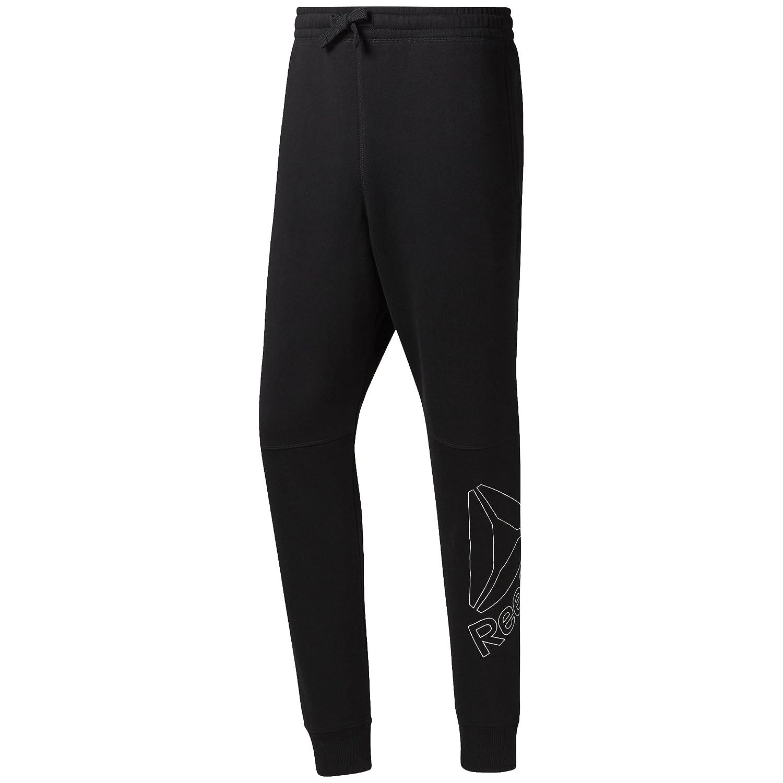 Reebok Te Big Logo Jogger, Pantaloni Uomo
