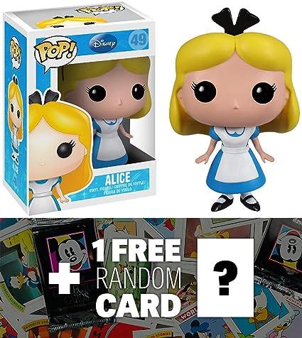 Amazon.com: Alice: Funko POP! x Disney Alice in Wonderland ...