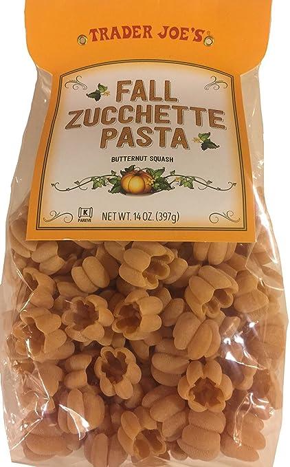 Fall Zucchette Pasta, Pumpkin Shaped Butternut Squash 14oz