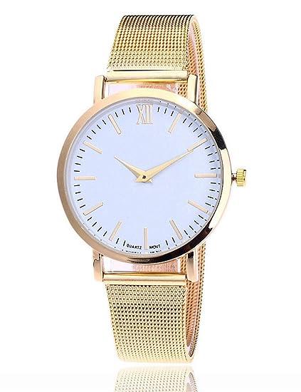 Las mujeres cuarzo relojes Cooki Remoción Ladies relojes números romanos en venta Mujeres Relojes analógico acero inoxidable reloj de regalo - A251: ...