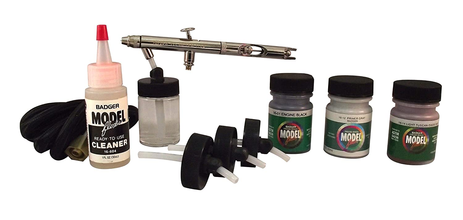Badger Air-Brush Co. 155-19 Special Edition Airbrush Set