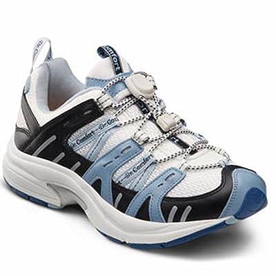 Dr. Comfort Women's Refresh X Blue Diabetic Athletic Shoes | Shoes