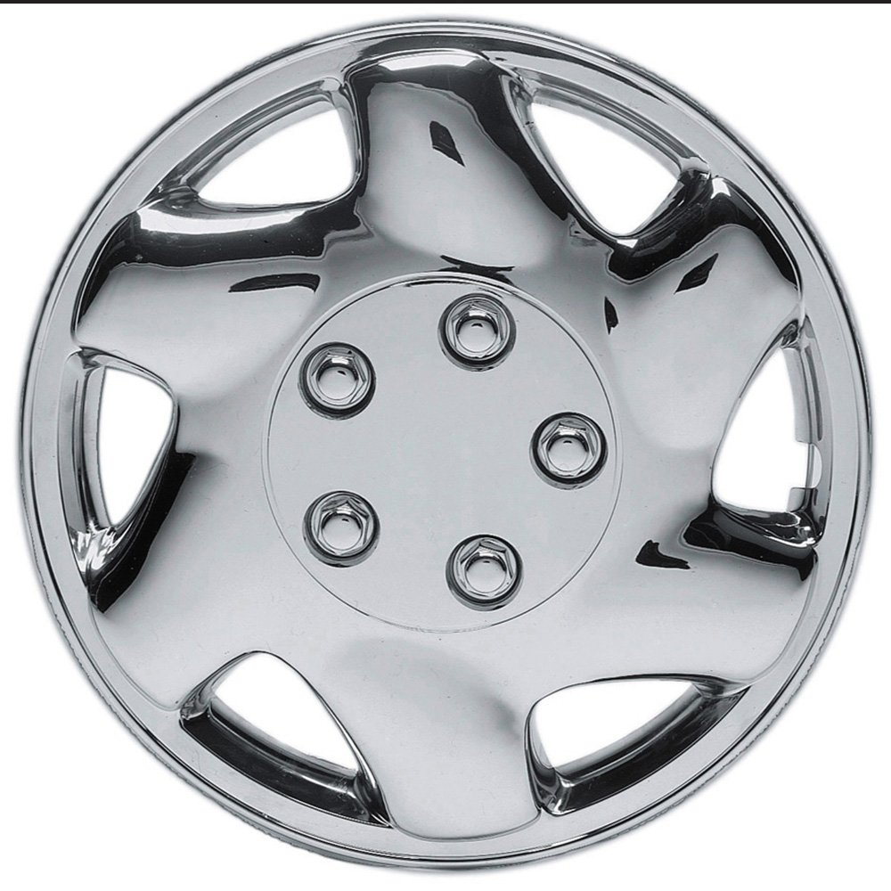 Set of 4 Custom Accessories 81101 14 Regent Wheel Cover
