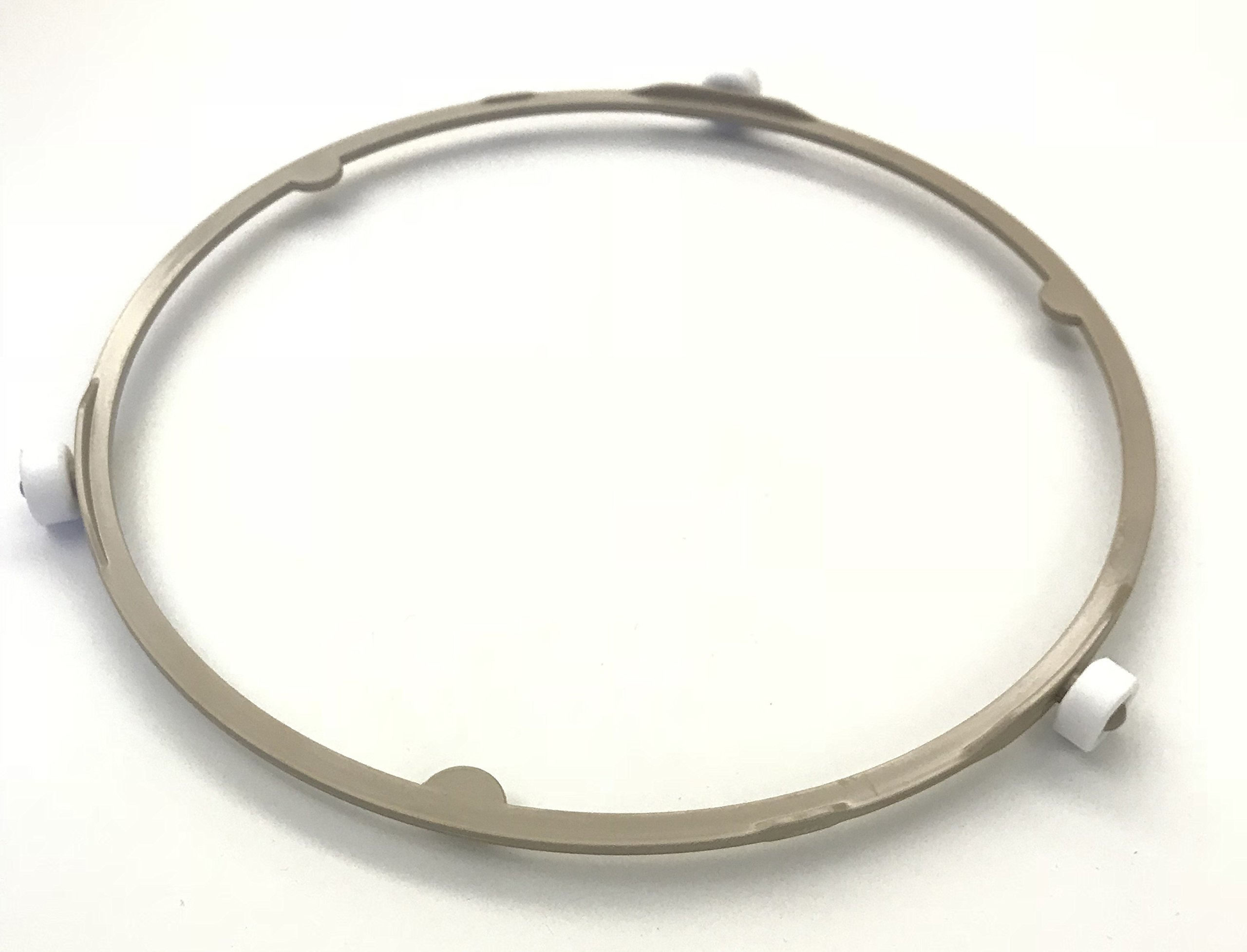 OEM Samsung Microwave Roller Ring For Samsung ME16H702SEB, ME16H702SEB/AA, ME16H702SEB/AC, ME16H702SES, ME16H702SES/AA, ME16H702SES/AC