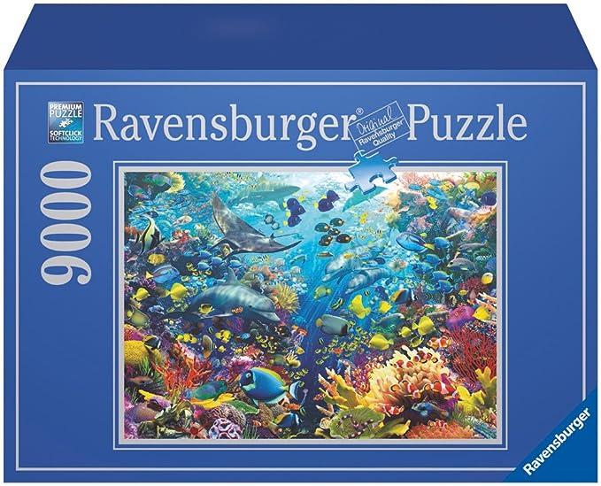 47 opinioni per Ravensburger 17807 Mondo oceanico Puzzle 9000 pezzi