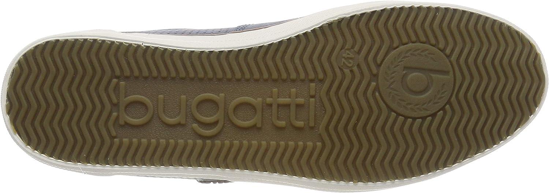 bugatti 321502045900, Sneakers Basses Homme Bleu Blue 4000