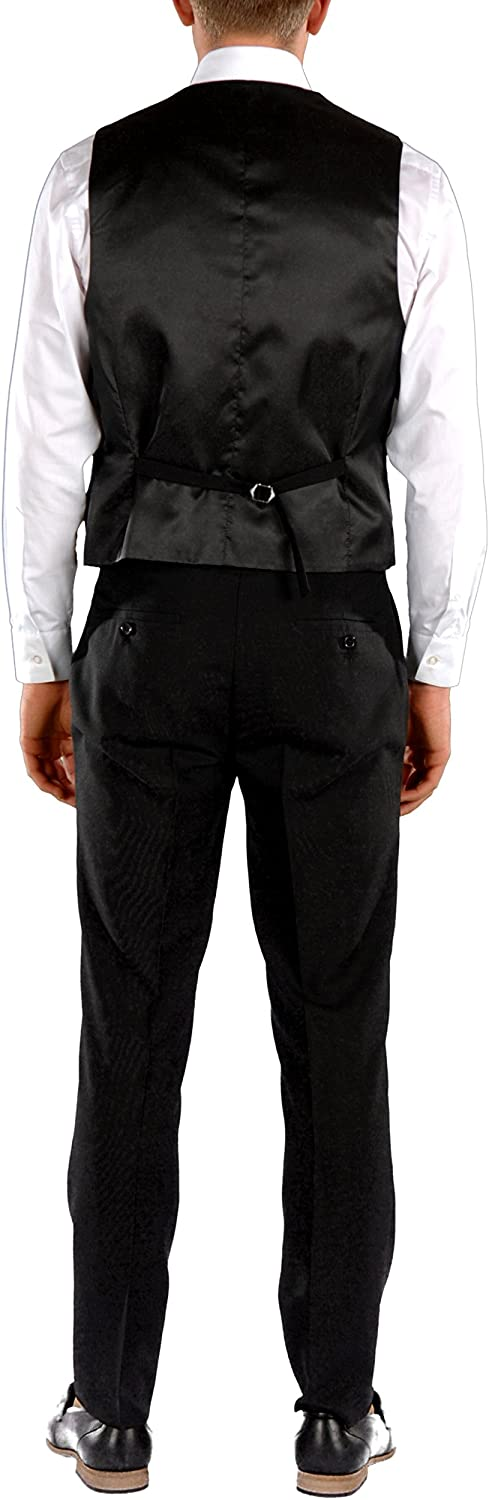 Ferrecci Mens Jax Slim Fit Notch Lapel 3 Piece Suit