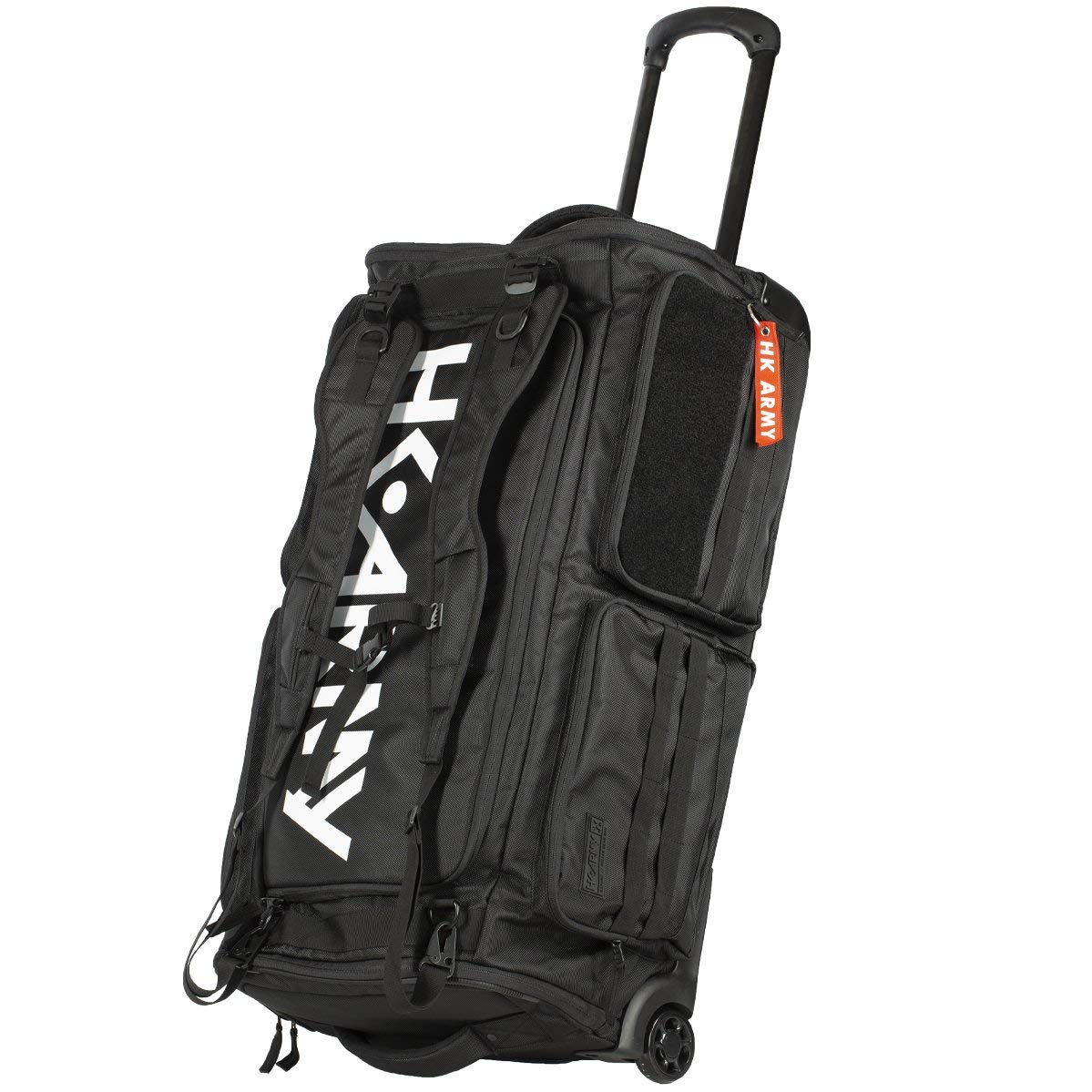 HK Army Expand 75L - Roller Gear Bag - Stealth by HK Army