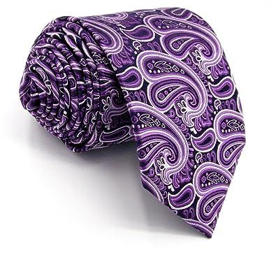 Shlax y ala de cachemir para hombre corbatas Purpel fucsia ...