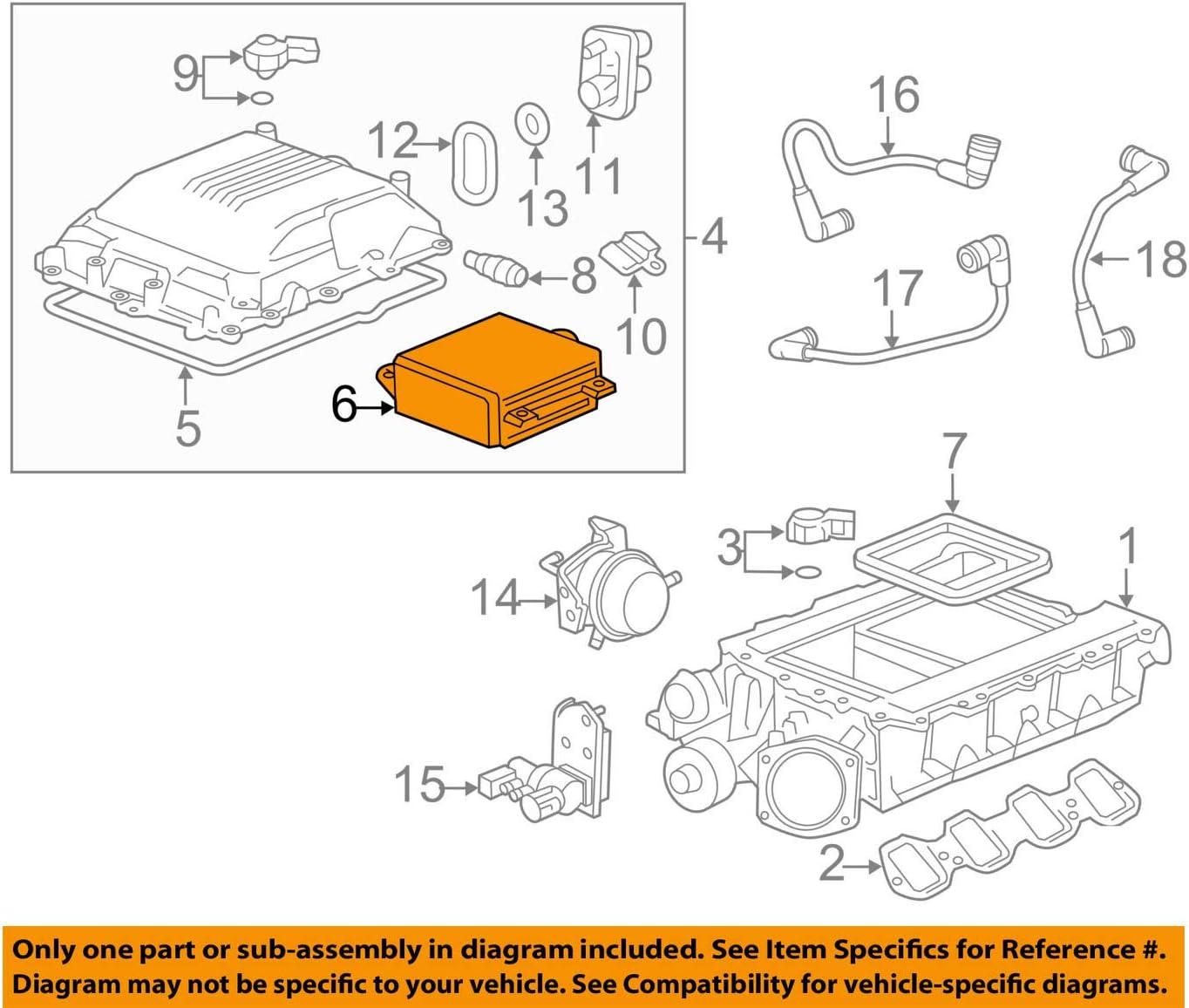Genuine GM Cooler Part# 12604853