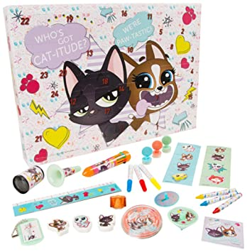 Lps 2019 Calendar Sambro LPS 6722 Littlest Pet Shop Advent Calendar, Multi Colour