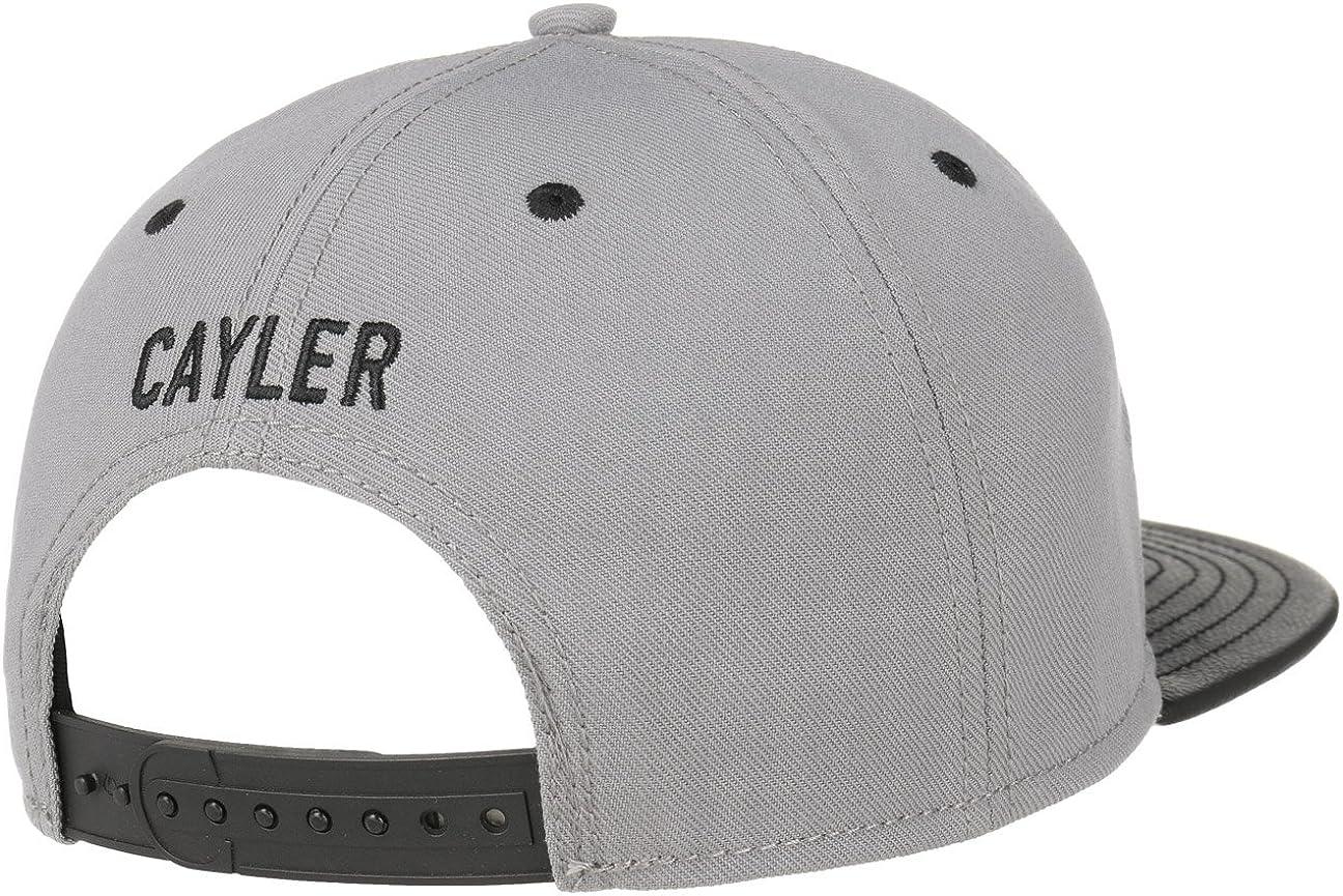 One Size fits Any cayler/_/&/_sons Cap C/&S Wl Bigasso Grey//Black Size OSFA