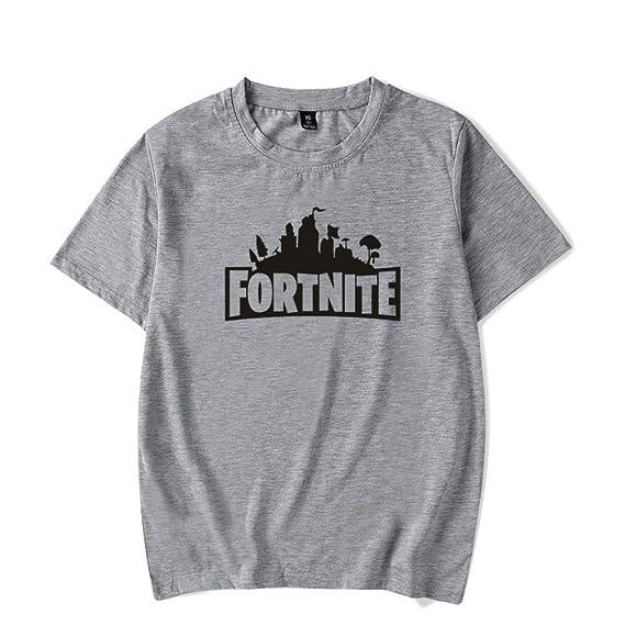 SERAPHY Unisex Camiseta No.1 Victory Battle Royale Fortnite Figuras Camiseta para Niños y Adultos 8auB6VwWuX