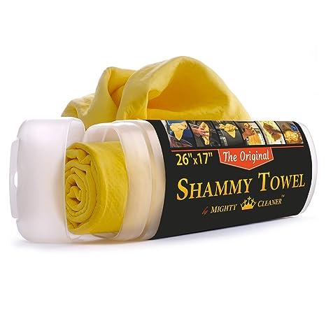 Amazon.com: Toalla de gamuza Absorber Shammy Cloth ...